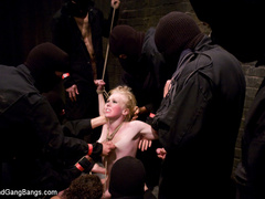 Sarah Jane Ceylon in an intensely taboo - Unique Bondage - Pic 14