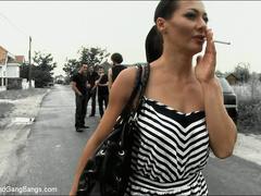 Sandra Romain returns to live out her - Unique Bondage - Pic 2