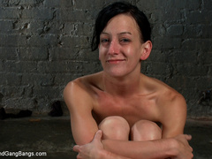 Elise Graves finds herself locked in a - Unique Bondage - Pic 15
