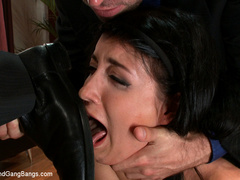 Kimberly Kane degrades herself sexually in - Unique Bondage - Pic 2