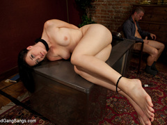 Kimberly Kane degrades herself sexually in - Unique Bondage - Pic 3
