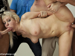 Cherry Torn plays a wife who is whoring - Unique Bondage - Pic 5
