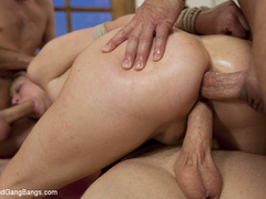 Cherry Torn plays a wife who is whoring - Unique Bondage - Pic 8