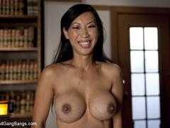 Tia Ling fantasizes about being taken down - Unique Bondage - Pic 1