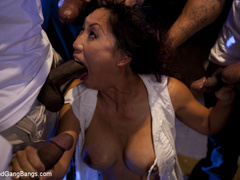 Tia Ling fantasizes about being taken down - Unique Bondage - Pic 5