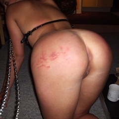 A little electro shock for her pussy makes - Unique Bondage - Pic 1