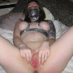 Blindfolded amateur on a leash lets him use - Unique Bondage - Pic 6