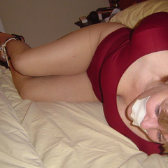 Blindfolded amateur on a leash lets him use - Unique Bondage - Pic 7