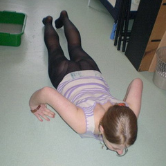 Tied and humiliated amateurs dip their toes - Unique Bondage - Pic 14