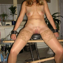 Bondage and blowjobs and hardcore fucking in - Unique Bondage - Pic 8