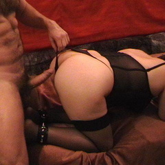 Hot bound amateurs submit to the will of - Unique Bondage - Pic 1