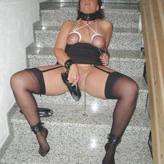 Hot amateur BDSM action with bondage and - Unique Bondage - Pic 5