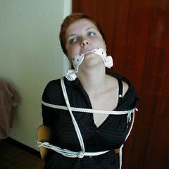 Hot amateur BDSM action with bondage and - Unique Bondage - Pic 9