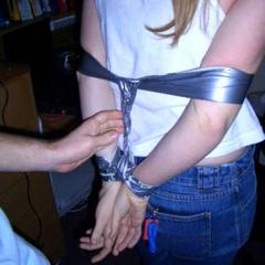 Nipple clamps and bondage and more fun with - Unique Bondage - Pic 6