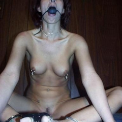 Hot amateur submissives like a good - Unique Bondage - Pic 2