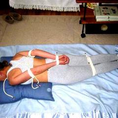 Amateur slave girls love good bondage and - Unique Bondage - Pic 9