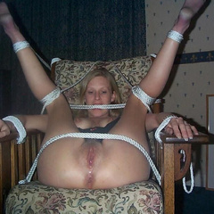 Bondage keeps the amateur girls aroused and - Unique Bondage - Pic 1