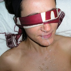 Amateur girls get facial and pussy abuse - Unique Bondage - Pic 6