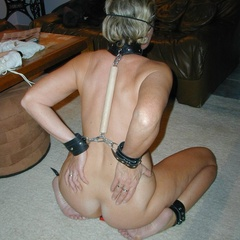 Amateur young ladies get tied up and reamed - Unique Bondage - Pic 6