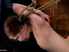 Super tiny, cute, flexible and severely - Unique Bondage - Pic 1