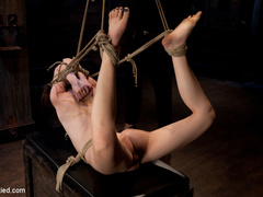 Super tiny, cute, flexible and severely - Unique Bondage - Pic 5