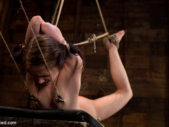 Super tiny, cute, flexible and severely - Unique Bondage - Pic 8