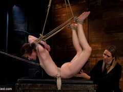 Super tiny, cute, flexible and severely - Unique Bondage - Pic 13