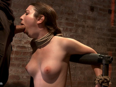 Serena Blair is a local girl next door type - Unique Bondage - Pic 11