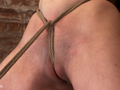 Serena Blair is a local girl next door type - Unique Bondage - Pic 15