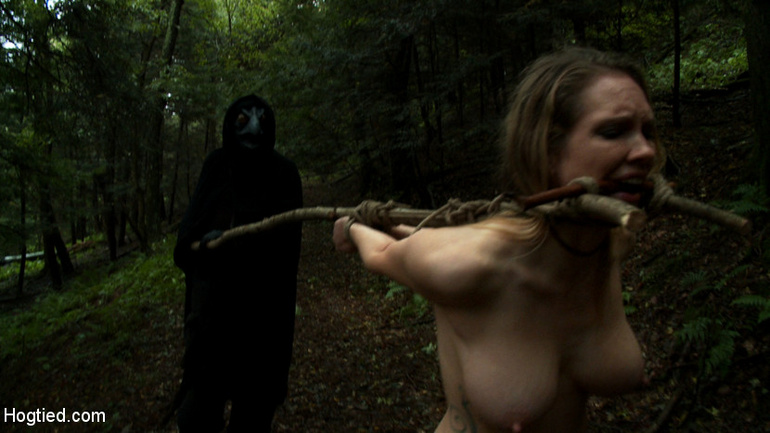 The Dig: A fantasy BDSM abduction horror - Unique Bondage - Pic 4
