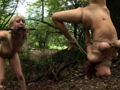 The Dig: A fantasy BDSM abduction horror - Unique Bondage - Pic 5