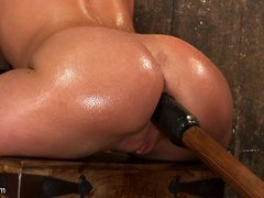 Amy Brooke has her amazing gaping ass fucked - Unique Bondage - Pic 5