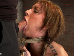 Amy Brooke has her amazing gaping ass fucked - Unique Bondage - Pic 8