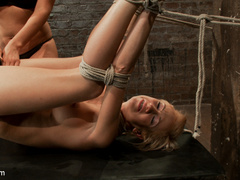 Kaylee's pussy gets obliterated w/ Isis - Unique Bondage - Pic 4