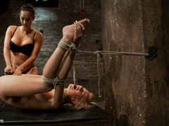 Kaylee's pussy gets obliterated w/ Isis - Unique Bondage - Pic 10