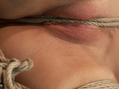 Hot 22yr old blond finally get bound right! - Unique Bondage - Pic 4