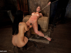 Holly gets some Isis time. We oil up Holly - Unique Bondage - Pic 9