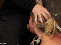 Smoking hot blond with huge tits, a perfect - Unique Bondage - Pic 11