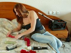 Polish girl surprise machine fucked in hotel - Unique Bondage - Pic 4