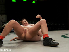 Serena Blair (8th) at 5'0 & 105lbs, - Unique Bondage - Pic 5