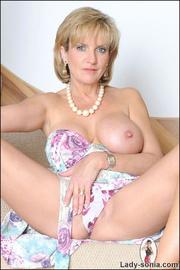 Glamorous leggy british mature babe - Unique Bondage - Pic 10