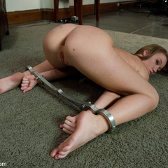 Madison Scott bound and fucked by Felony. - Unique Bondage - Pic 8