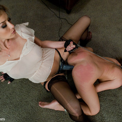 Madison Scott bound and fucked by Felony. - Unique Bondage - Pic 11
