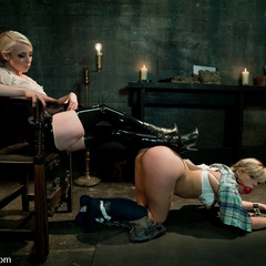Tara Lynn Fox is humiliatingly punished - Unique Bondage - Pic 9