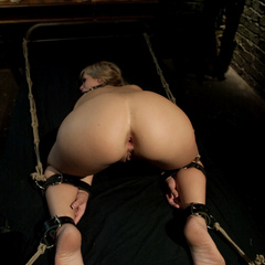 Tara Lynn Fox is humiliatingly punished - Unique Bondage - Pic 13