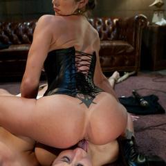 Two promiscuous sluts get captured, punished - Unique Bondage - Pic 14