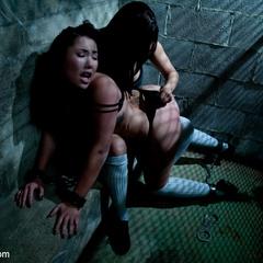 New female prisoner is made into a hot - Unique Bondage - Pic 4