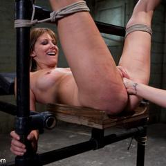 Maitresse Madeline bound, humiliated, fucked - Unique Bondage - Pic 11