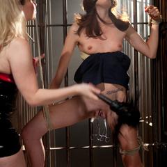 Lolita Haize wants to be a porn star. Lolita - Unique Bondage - Pic 12