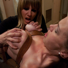 Porn Star Mckenzie Lee is a sexy co-ed who - Unique Bondage - Pic 13